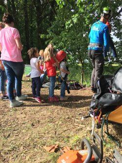 Kinderklettern - Busch Baumpflege